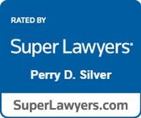 Super Lawyers Perry Silver Badge